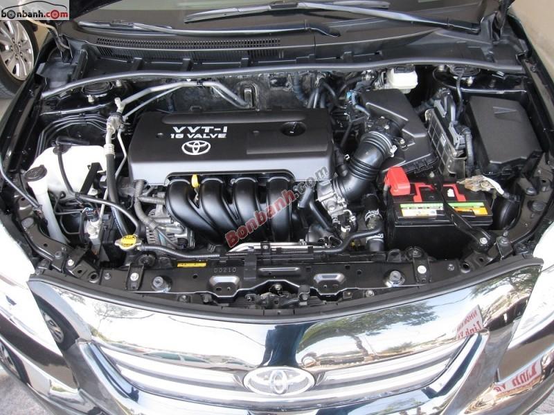 Cần bán Toyota Corolla 1.8 XLi cũ màu đen, nhập khẩu, chính chủ