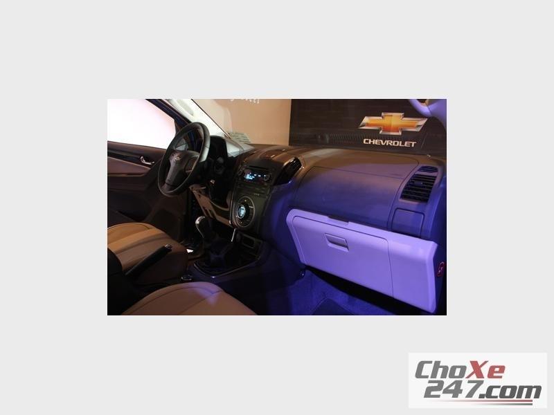 Chevrolet Colorado 2.5 MT 2015