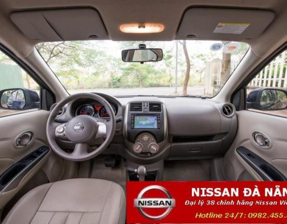 Xe Nissan Sunny 2015, Giá 485 triệu tại Đà Nẵng và Kon Tum