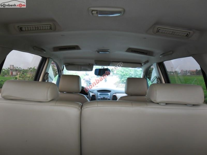Cần bán gấp Toyota Innova đời 2008, màu bạc, chính chủ, giá 486tr