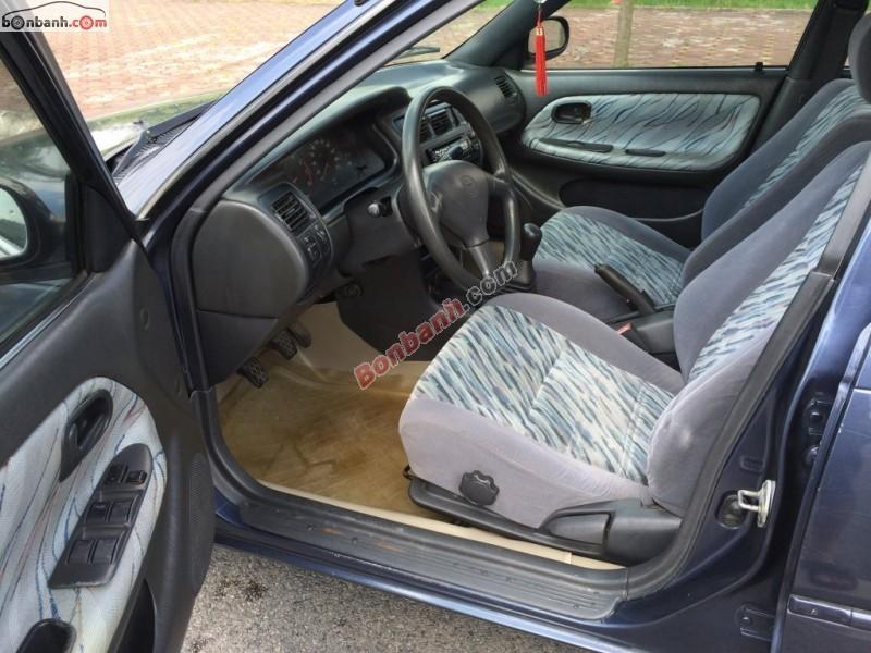 Cần bán xe Toyota Corolla đời 1997, nhập khẩu chính hãng, giá 190tr