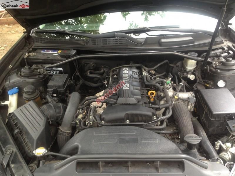 Cần bán gấp Hyundai Genesis năm 2009, màu đen, xe nhập, giá 660tr