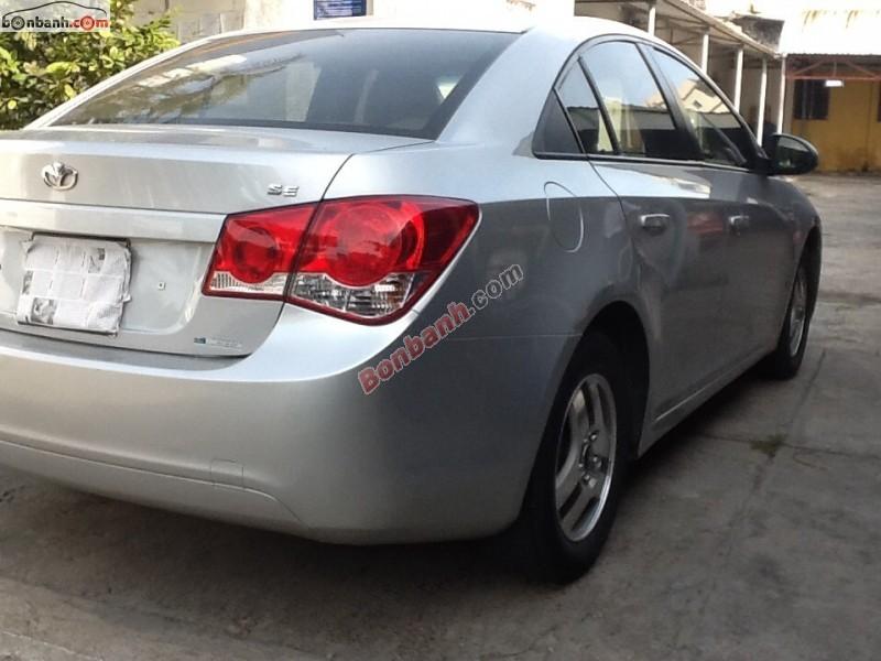 Bán ô tô Daewoo Lacetti đời 2009, màu bạc, nhập khẩu chính hãng, giá 422tr