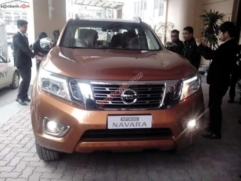 Cần bán xe Nissan Navara đời 2015, nhập khẩu chính hãng, mới 100%