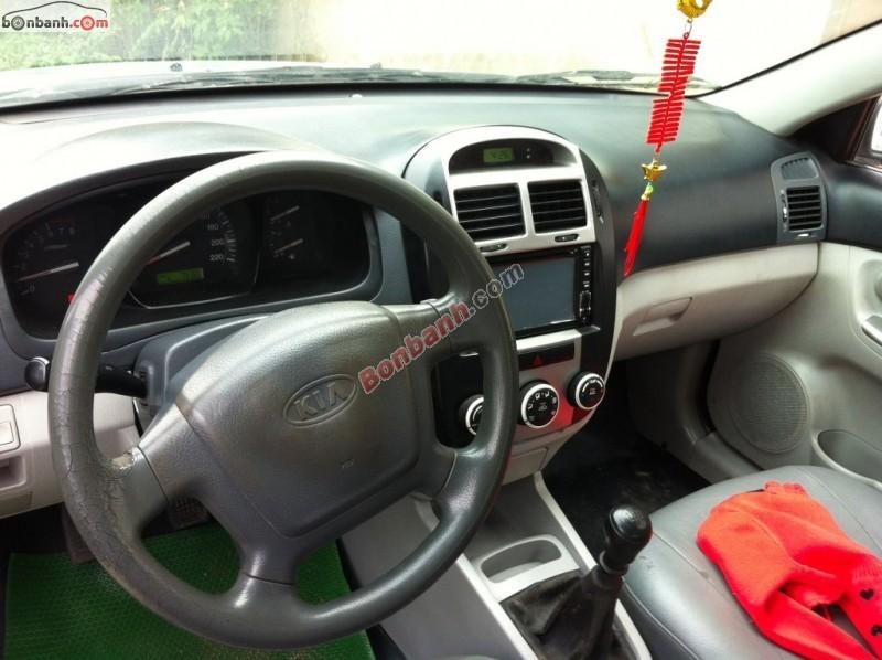 Cần bán Kia Cerato MT 2009, nhập khẩu chính hãng, giá chỉ 236 triệu