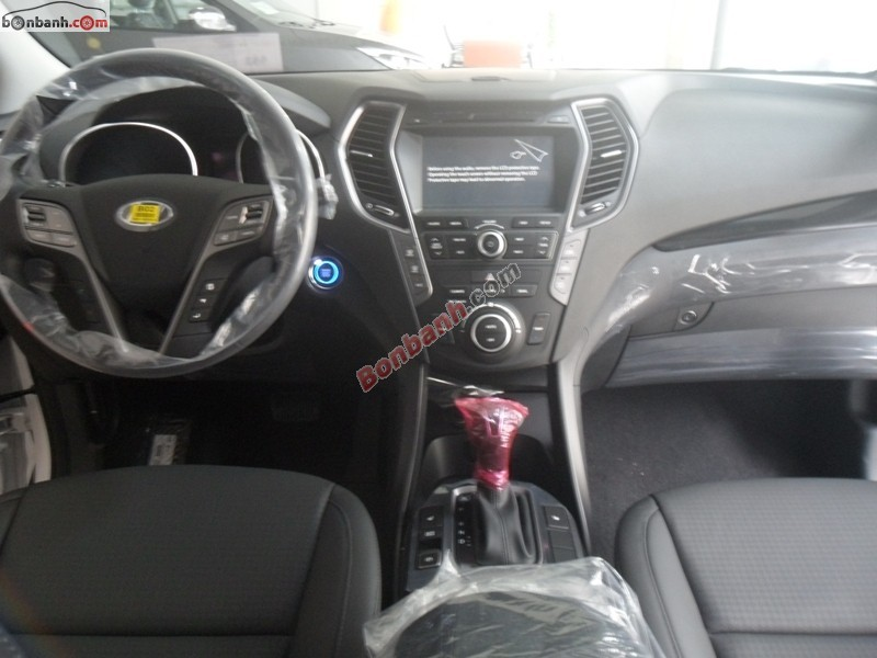 Xe Hyundai Santa Fe CRDi 2015