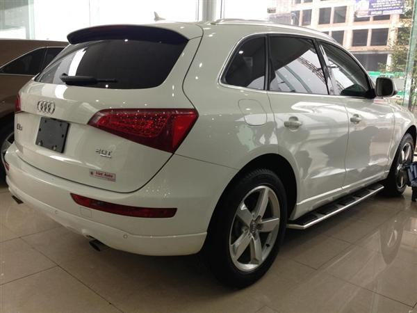 Audi Q5 quantro - 2010 Xe cũ Nhập khẩu