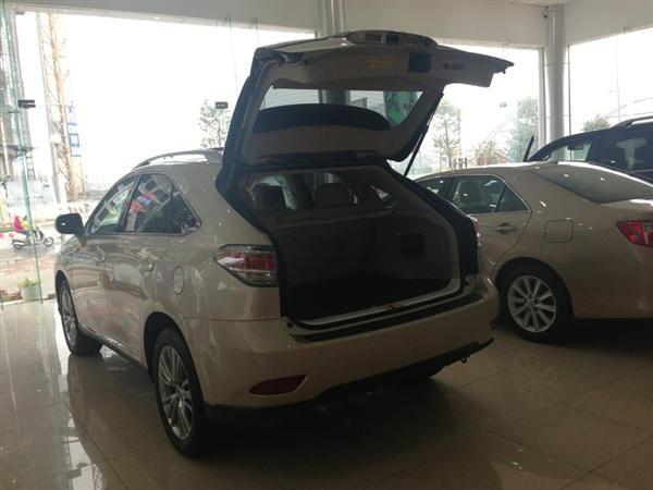 Lexus RX 3.5 - 2013 Xe mới Nhập khẩu