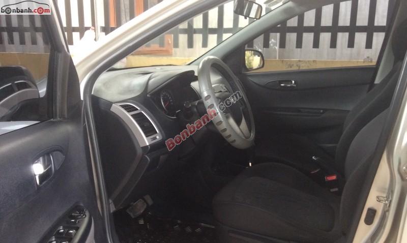 Bán ô tô Hyundai i20 AT đời 2011, nhập khẩu nguyên chiếc, xe mới đi 30000km