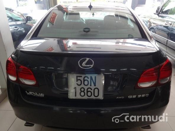 Xe Lexus GS 350 2006