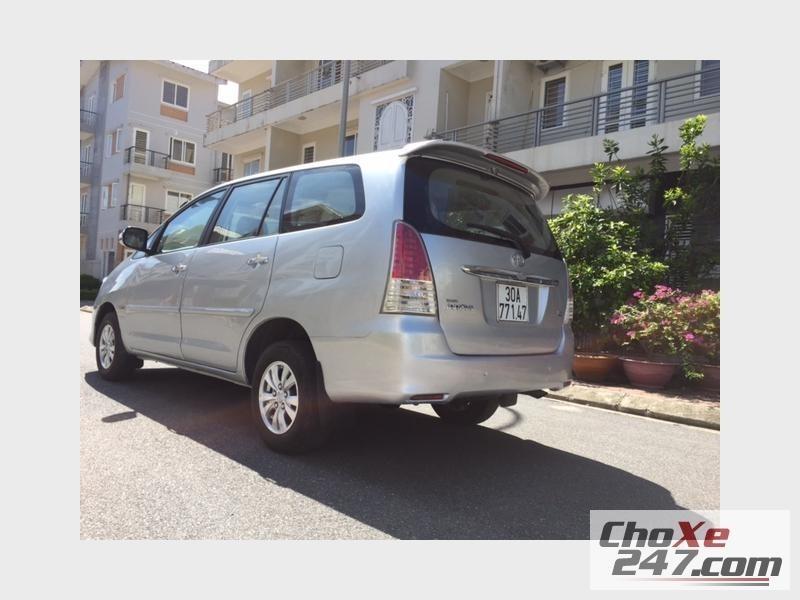 Toyota Innova 2.0G 2009