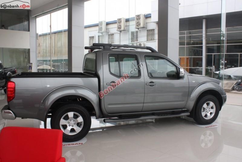Cần bán Nissan Navara 2.5 sản xuất 2015, màu xám, nhập khẩu nguyên chiếc