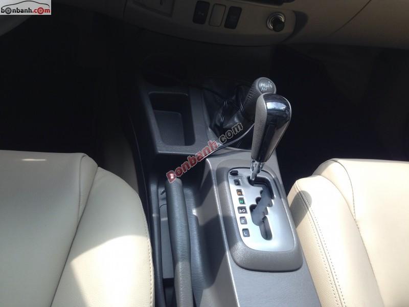 Cần bán xe Toyota Fortuner cũ màu xám, số tự động, giá 980 triệu