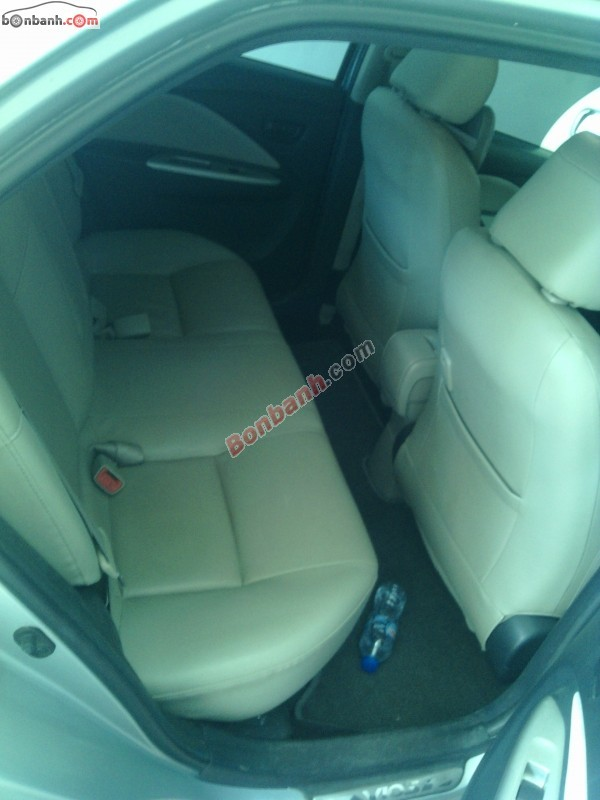 Bán ô tô Toyota Vios đời 2008, màu bạc, số tự động, giá chỉ 490 triệu
