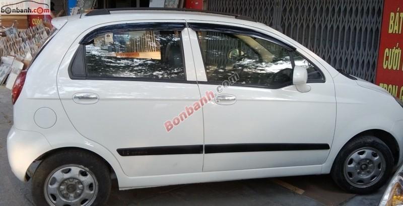 Xe Chevrolet Spark LX 2009