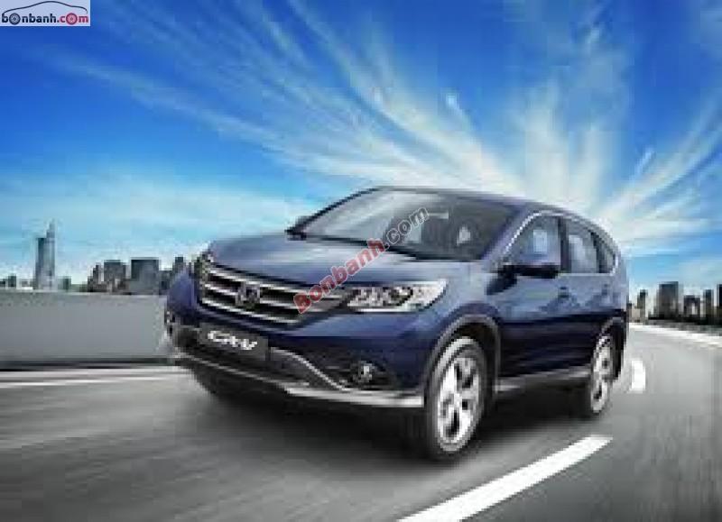 Cần bán xe Honda CR V đời 2014, xe đẹp giá 998 triệu