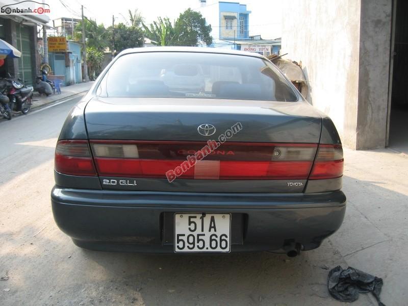 Cần bán gấp Toyota Corona cũ màu xám, nhập khẩu nguyên chiếc, chính chủ, giá 225tr