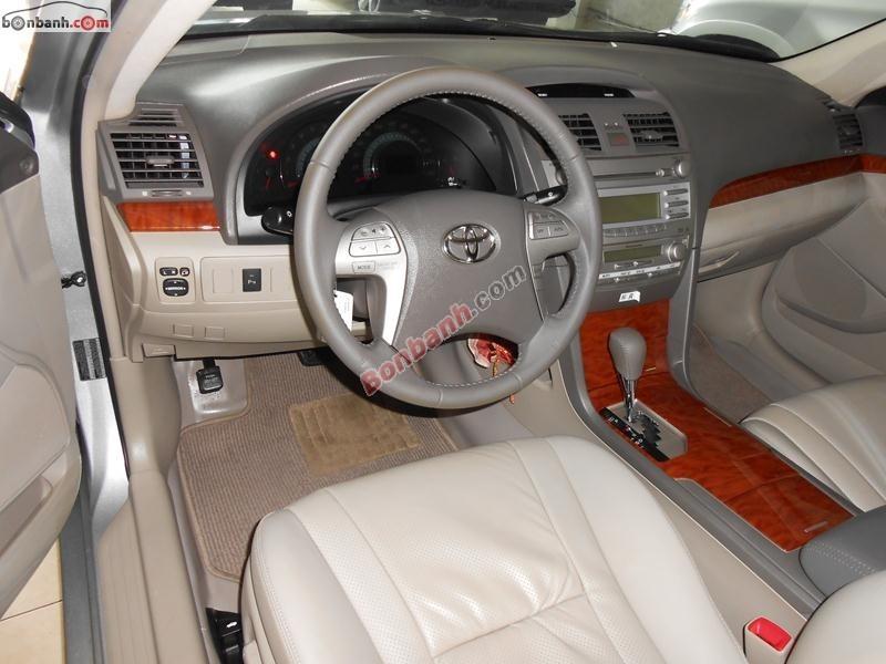 Ô tô Toyota Camry đời 2008, xe nhập, số tự động bán