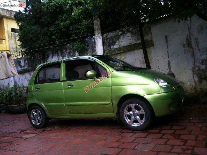 Bán xe Daewoo Matiz đời 2004, xe gia đình