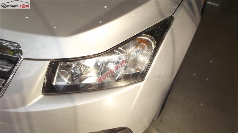 Nam Chung Auto bán xe Daewoo Lacetti đời 2009, màu bạc, nhập khẩu nguyên chiếc, 420 triệu