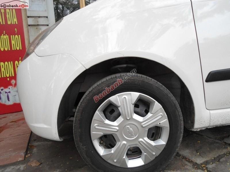 Xe Chevrolet Spark LT 2010