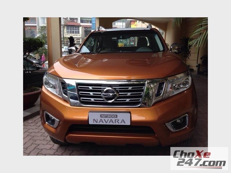 Cần bán xe Nissan Navara sản xuất 2015, nhập khẩu