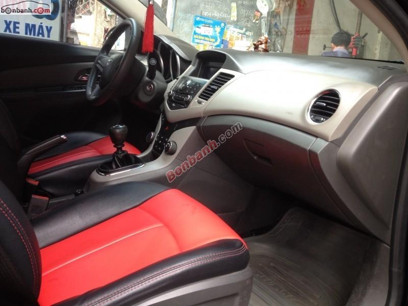 Cần bán xe Daewoo Lacetti đời 2010, màu đen, xe nhập