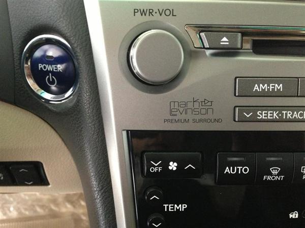 Lexus RX 3.5 - 2010 Xe cũ Nhập khẩu