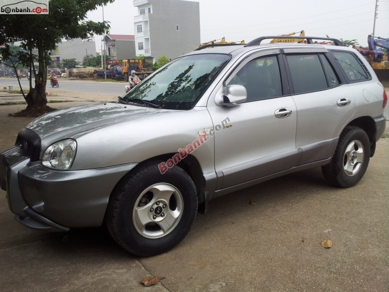Bán ô tô Hyundai Gold đời 2003, màu bạc, nhập khẩu nguyên chiếc, chính chủ