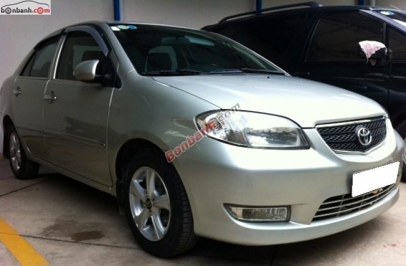 Cần bán Toyota Vios đời 2006, màu bạc, nội ngoại thất còn rất đẹp