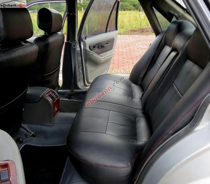 Chính chủ bán xe Daewoo Daewoo khác đời 1993, màu bạc, nhập khẩu chính hãng, còn mới, giá 135tr