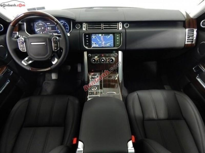 Bán xe LandRover Range rover Super charged HSE sản xuất 2014, màu đen, nhập khẩu