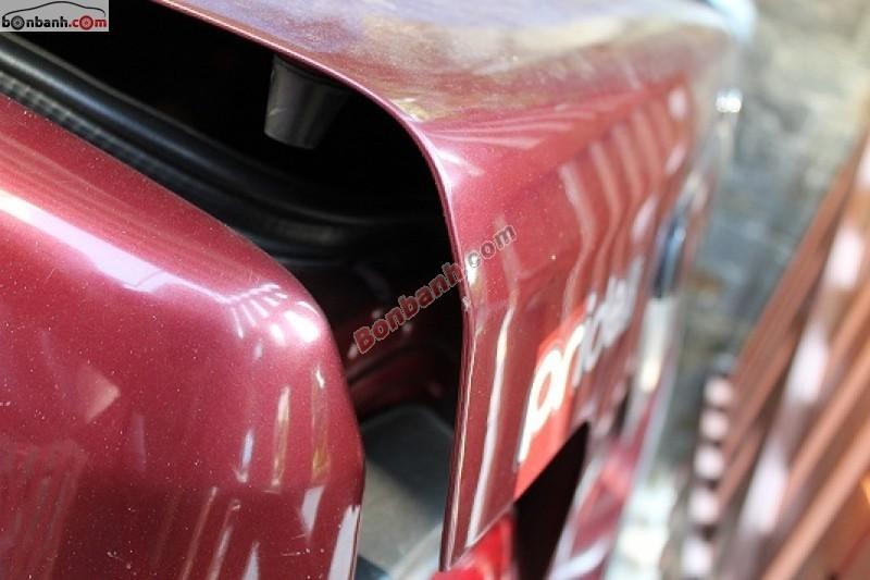 Cần bán gấp Kia Pride MT đời 2003, xe nội ngoại thất đẹp và zin nguyên bản