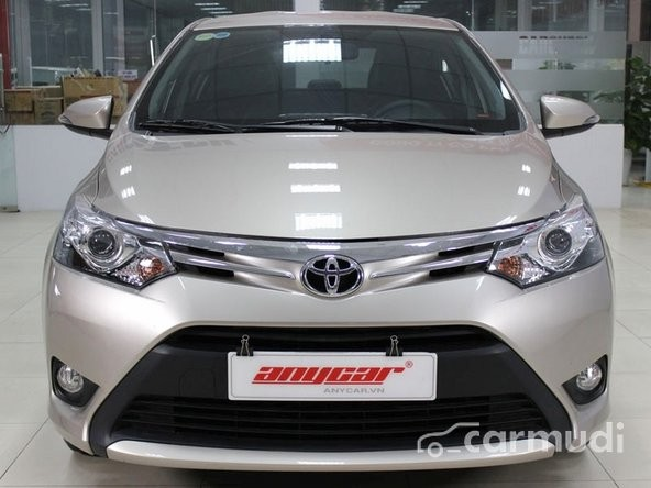 Xe Toyota Vios G 1.5 AT 2014