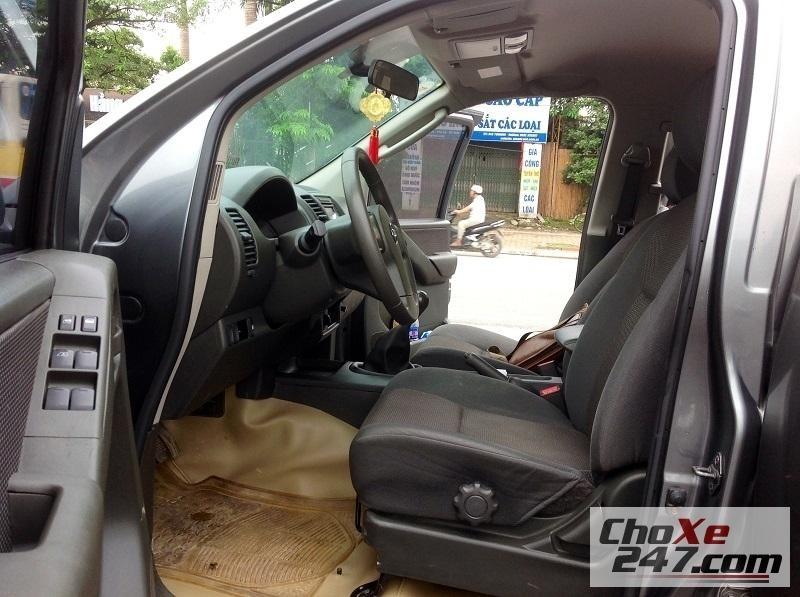 Nissan Navara LE 4x4 2013