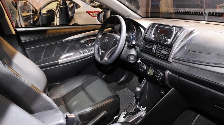 Xe Toyota Vios  2014