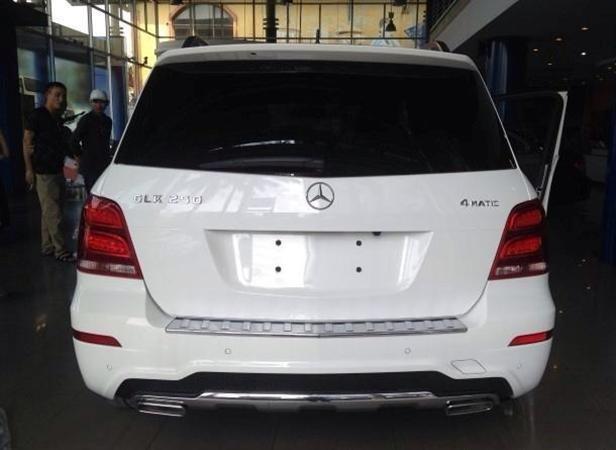 Xe Mercedes-Benz GLK Class   2015