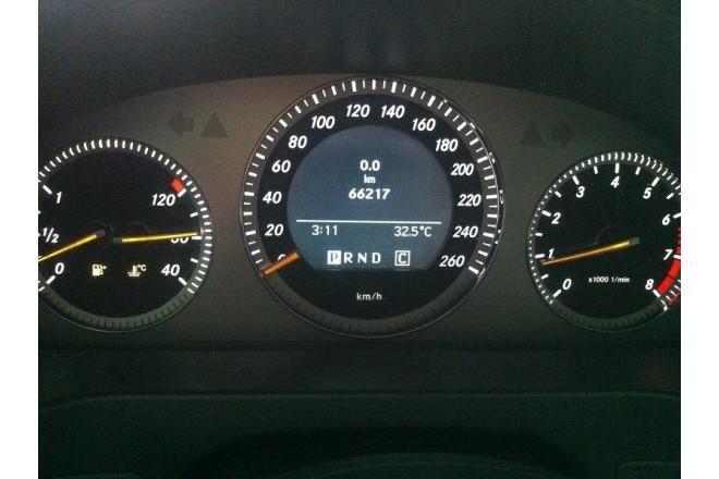 Xe Mercedes-Benz C200  2008
