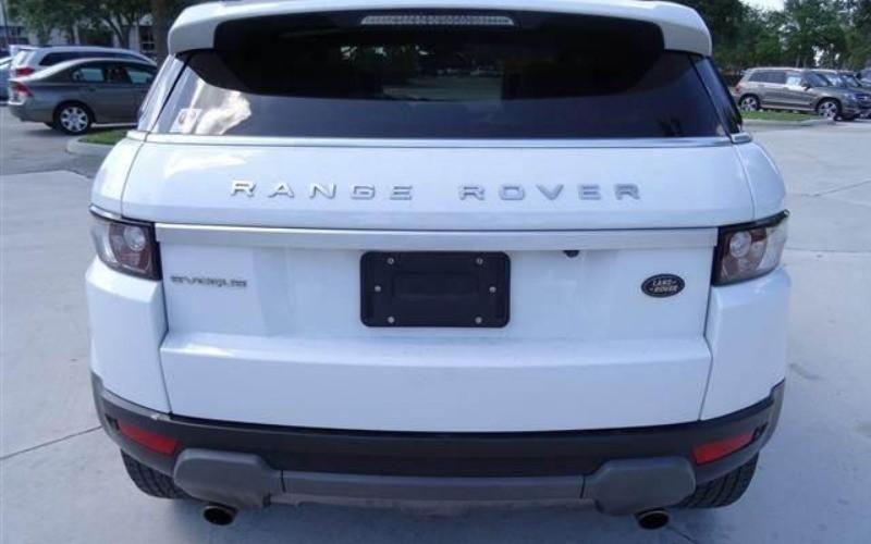 Xe LandRover Range rover  2013
