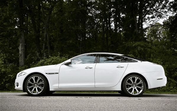 Xe Jaguar XJ  2014