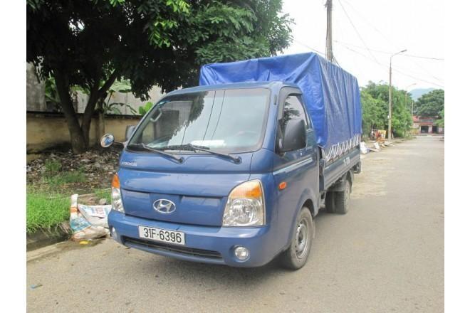 Xe Hyundai Porter  2007