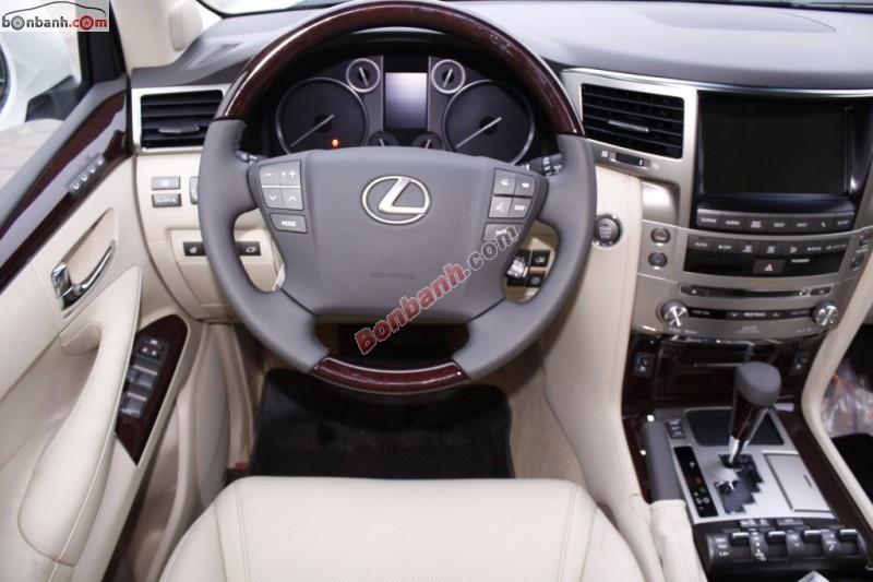 Xe Lexus LX 570 2015