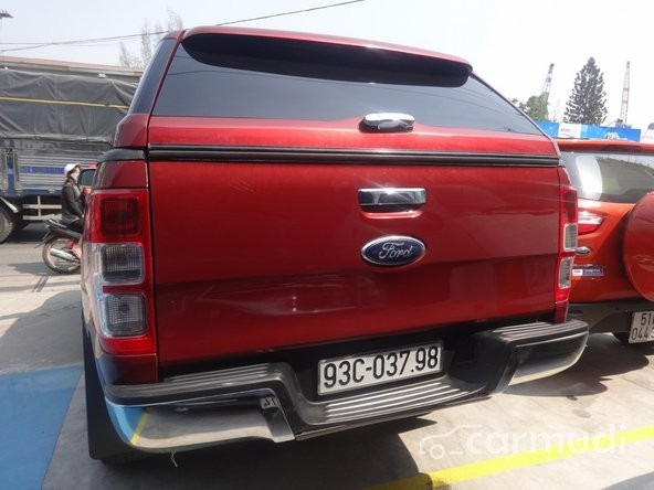 Xe Ford Ranger   2014