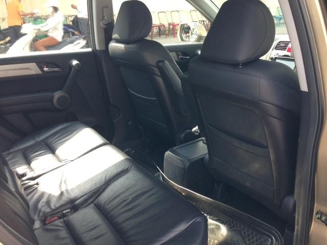 Xe Honda CR V  2012