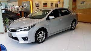 Cần bán xe Toyota Corolla Altis năm 2014, nhập khẩu chính hãng