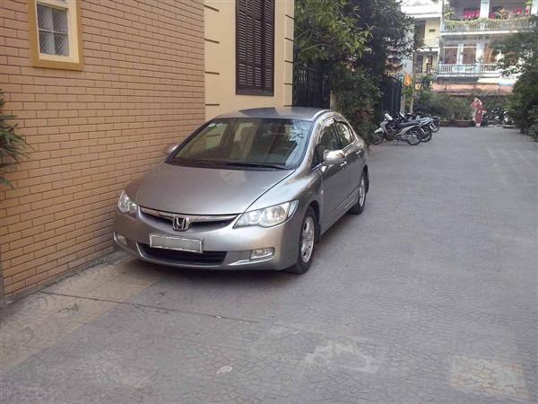 Xe Honda Civic  2007