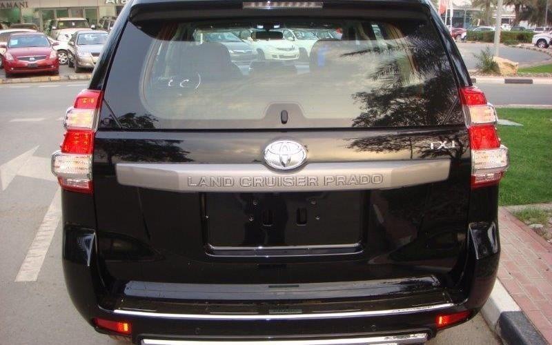 Xe Toyota Prado  2014