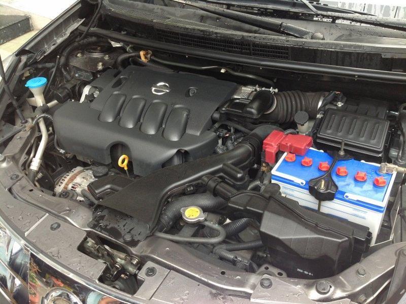 Xe Nissan Livina  2011