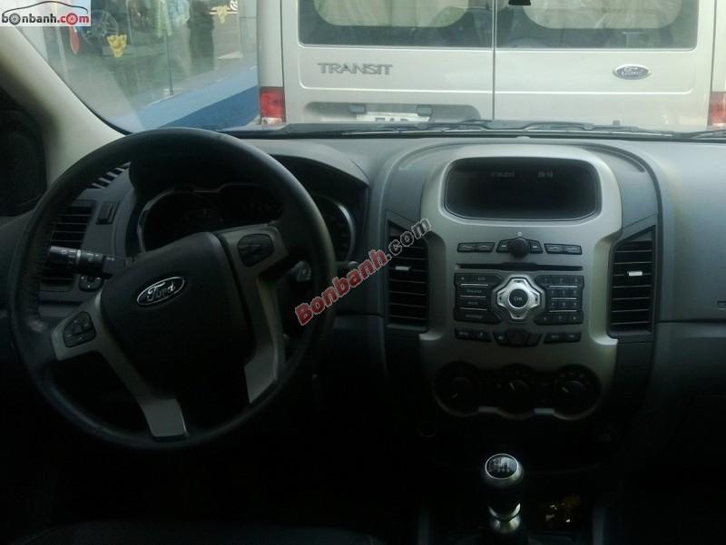 Xe Ford Ranger 2.2 MT XLS 4x2 2015