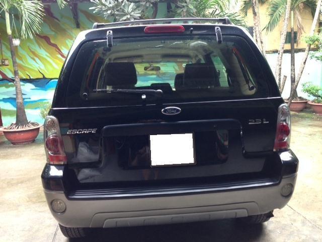 Xe Ford Escape  2008